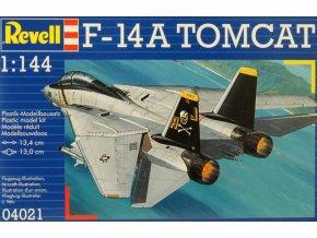 Revell letadlo F-14A Tomcat 1:144 04021