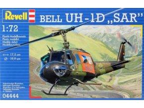 Revell vrtulník Bell UH-1D SAR 1:72 04444