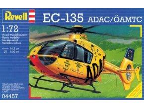 Revell vrtulník EC-135 1:72 04457