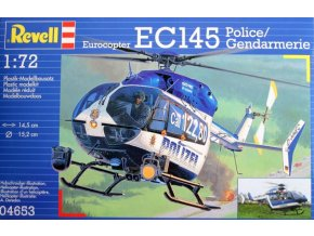 Revell vrtulník Eurocopter EC-145 Police /Gendarmerie 1:72 04653
