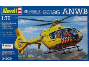 Revell vrtulník EC-135 ANWB 1:72 04939