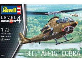Revell vrtulník Bell AH-1G Cobra 1:72 04956