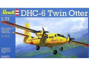 Revell letadlo DH C-6 Twin Otter 1:72 04901