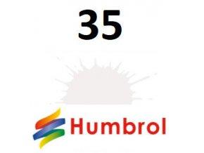 Humbrol barva (35) emailová, akrylova, sprej Varnish - Gloss