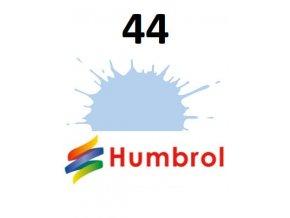 Humbrol barva (44) emailová pastel blue - matt