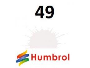 Humbrol barva (49) emailová, akrylová, sprej Varnish - Matt