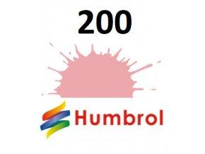 Humbrol barva (200) emailová Pink - Gloss