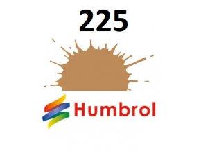 Humbrol barva (225) emailová Middle Stone - matt
