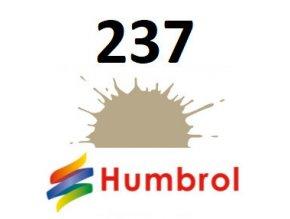 Humbrol barva (237) emailová, akrylová, sprej Desert Tan - Matt