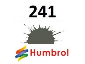 Humbrol barva (241) emailová RLM 70 Schwartzgrun - Matt