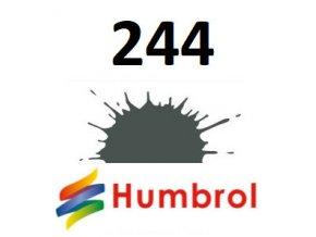 Humbrol barva (244) emailová RLM 73 Grun - Matt