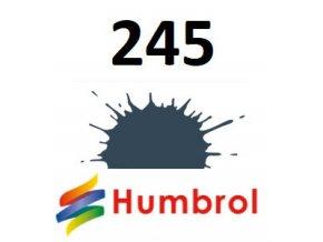 Humbrol barva (245) emailová RLM 74 Graugrun - Matt
