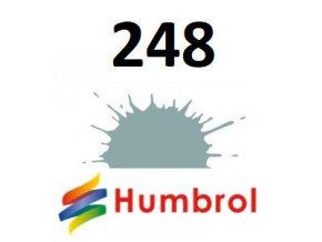 Humbrol barva (248) emailová RLM 78 Himmelblau - Matt