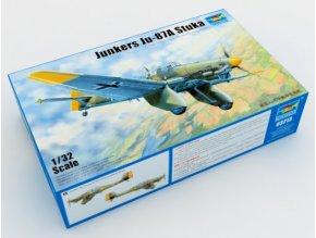 Trumpeter letadlo Junkers Ju-87A Stuka 1:32 03213