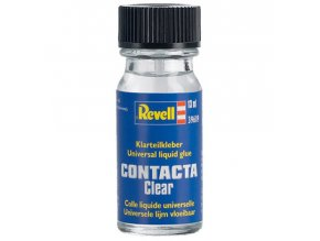 Revell lepidlo Contacta Clear 20g 39609