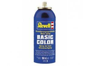 Revell základní barva ve spreji Basic Color 150ml 39804