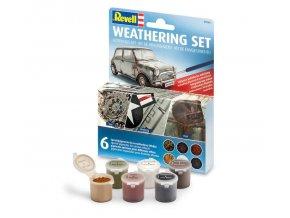 Revell sada pigmentů Weathering Set (6 druhů) 39066