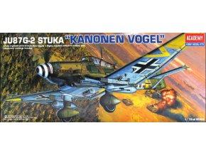 Academy letadlo Junkers Ju 87G-2 1:72 12404