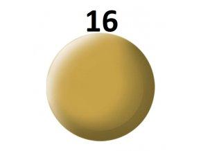 Revell barva (16) akrylová nebo emailová (sandy yellow mat)