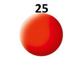 Revell barva (25) akrylová nebo emailová (luminous orange mat)