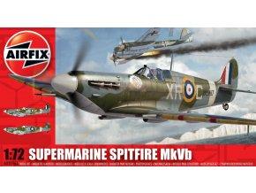 Airfix letadlo Supermarine Spitfire MkVb 1:72 A02046A