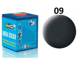 Revell barva akrylová - 36109: matná antracitová šedá (anthracite grey mat)