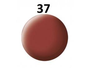 Revell barva (37) akrylová nebo emailová (reddish brown mat)