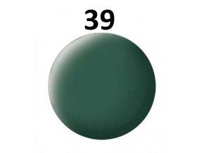 Revell barva (39) akrylová nebo emailová (dark green mat)