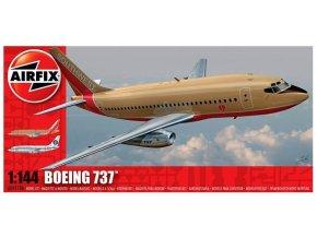 Airfix letadlo Boeing 737 1:144 A04178A