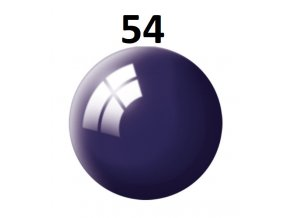 Revell barva (54) akrylová nebo emailová (night blue gloss)