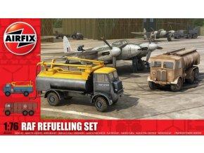 Airfix vozidla RAF Refueling Set 1:76 A03302