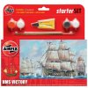 Airfix plachetnice HMS Victory Starter-Set 1:480 A55104