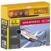 Heller SUPER MYSTERE B2 model set 1:100 49040