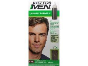 JFM hair medium brown new