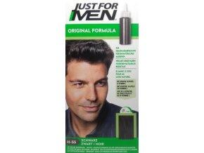 JFM hair real black new