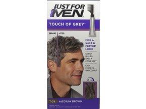 823 Touch of Gray středně hnědá