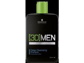 hloubkově čisticí šampon velký