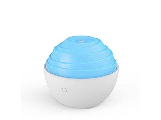 cestovní aroma difuzér Mini provoní místnost a zvlhčí vzduch