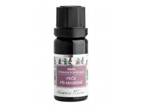 Nobilis Tilia Směs éterických olejů Péče při migréně 10 ml