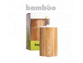 bamboo ultrasonicky aroma difuzer hanscraft