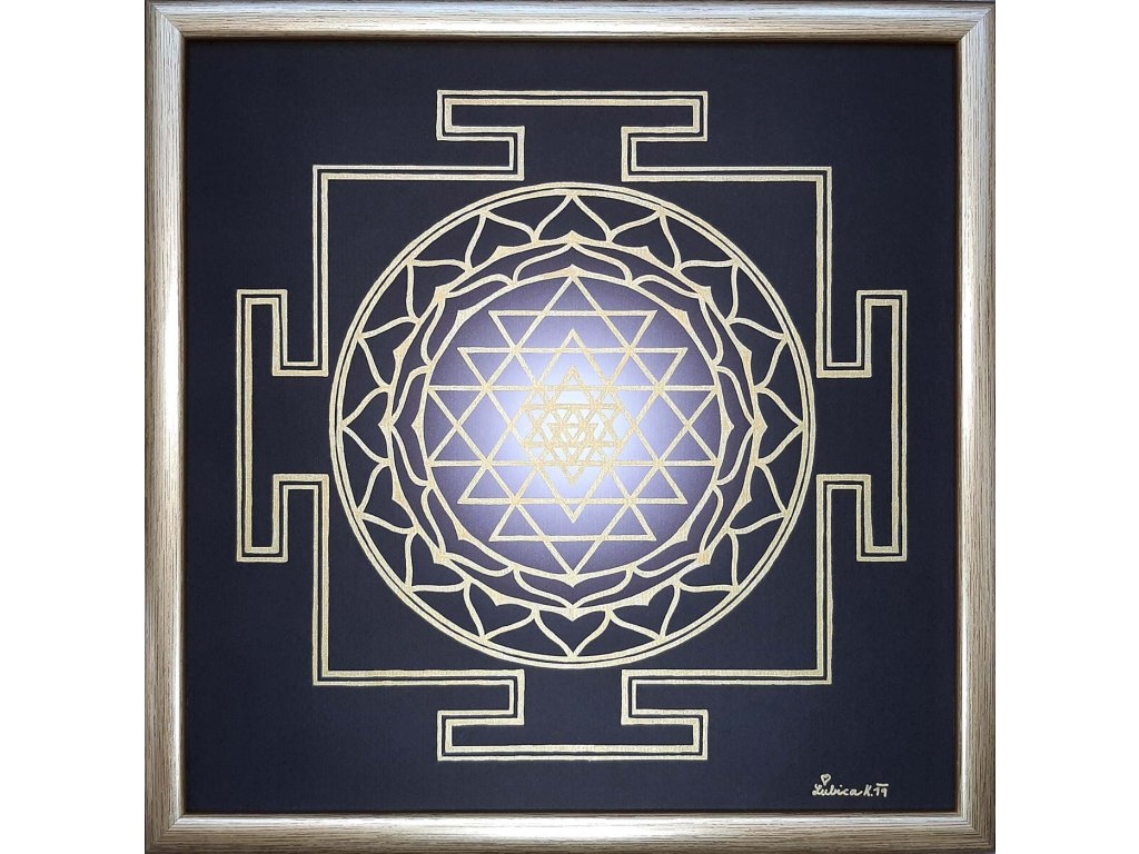 Sri Jantra web