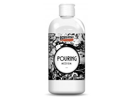 pouring akrylove medium pentart 500 ml