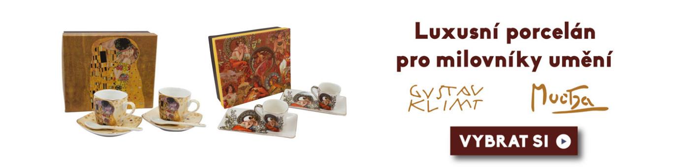 Mucha a Klimt