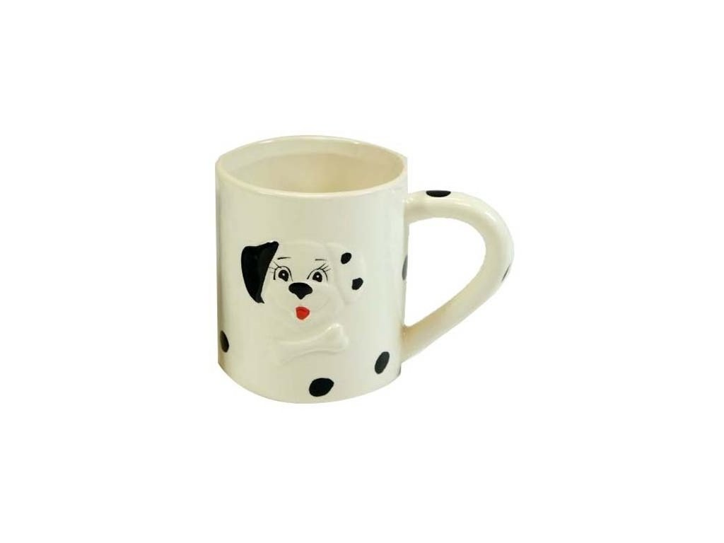 14859 3 hrnek dalmatin 350 ml