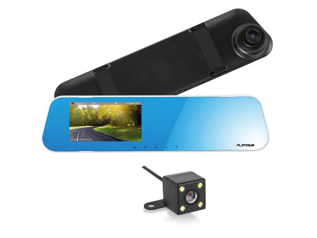 Duální kamera ve zpětném zrcátku RV0058