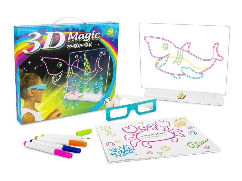 3D Magic malování YM171