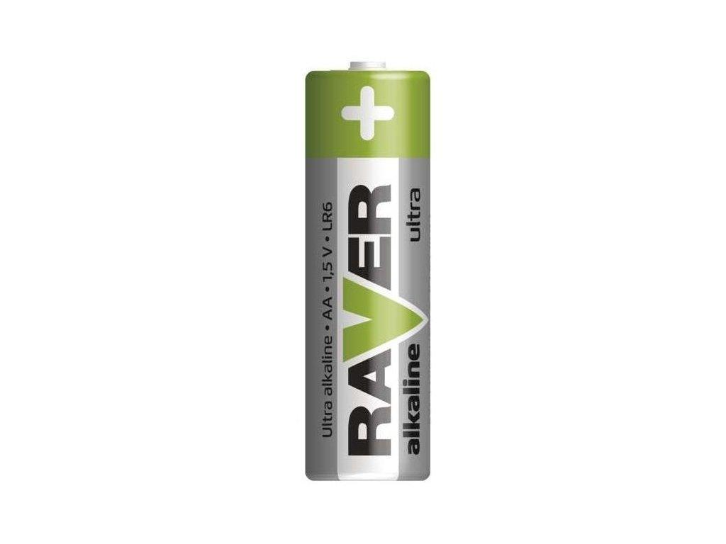 Alkalická baterie Raver  1,5V AA
