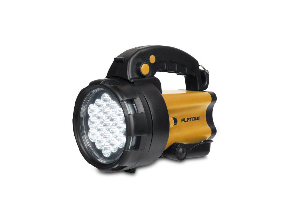 Aku LED svítilna PM-916