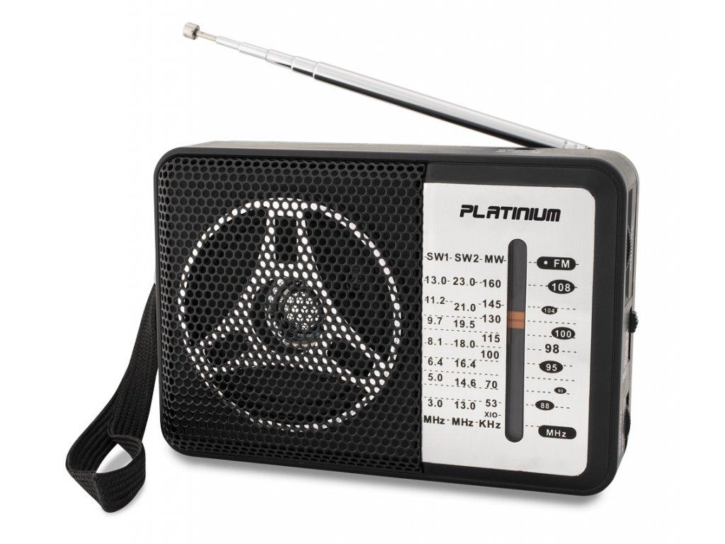 Přenosné rádio MINI YG608B