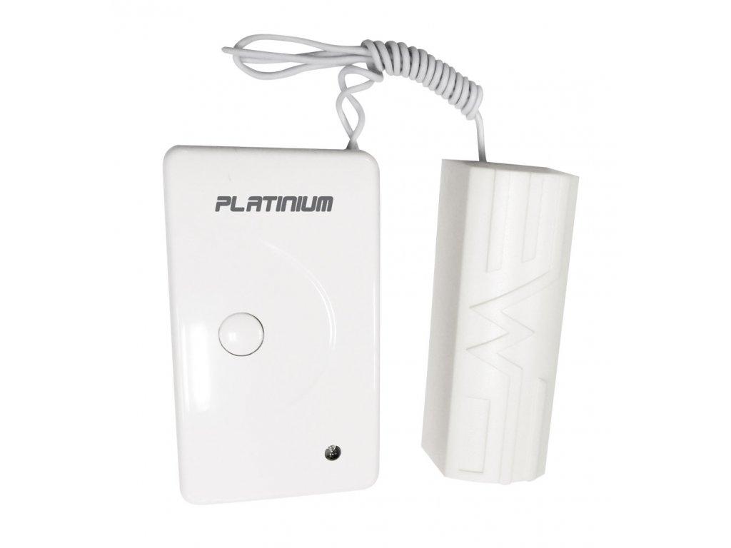 Bezdrátové čidlo rozbití skla k domovnímu GSM alarmu